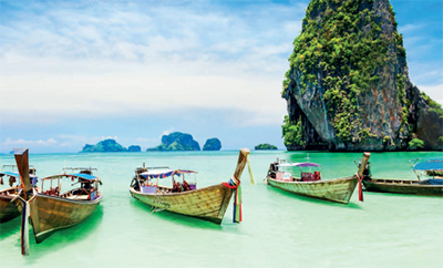 Phuket, Singapore and the Scenic Islands of Indonesia